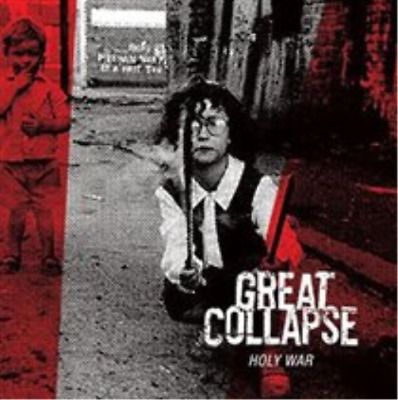 The Great Collapse-Holy War CD NEW