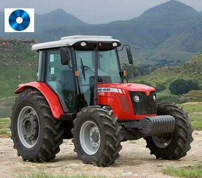 Massey Ferguson 400 Series Tractors Workshop Manuals