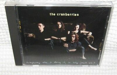 The Cranberries Everybody Else Is Doing It, So Why Can't We? VG CD