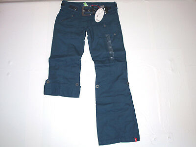 90c22d309b54fe 36 long Turn-Up Gürtel Jeans 44 short reg Neu EDC ESPRIT Krempel HOSE Play  Gr