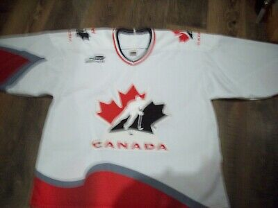 Mens Bauer Canadian Ice Hockey Top L