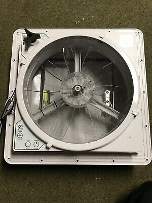 NEW 4700K 4-Speed White MaxxAir / MaxxFan Exhaust Vent Fan 4751KS 4761KS 14""