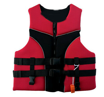 A54 Fishing Water Sports Kayak Canoe Boat Surf Ski Sailing Life Jacket Vest O