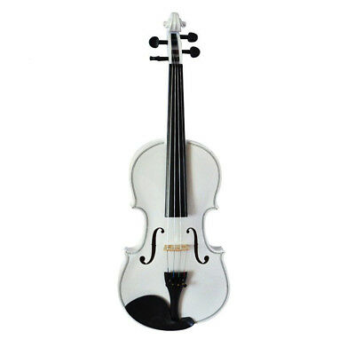 A50 Handmade 4/4 Full Size Wooden Violin Beginners Practice Musical Instrument M