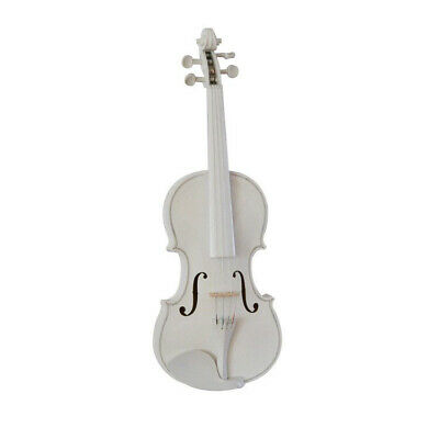 A60 Handmade 4/4 Full Size Wooden Violin Beginners Practice Musical Instrument M