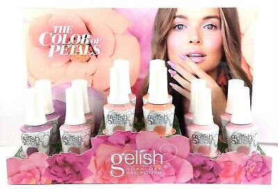 Harmony Gelish - THE COLOR OF PETALS Collection - Pick Any Shade .5oz