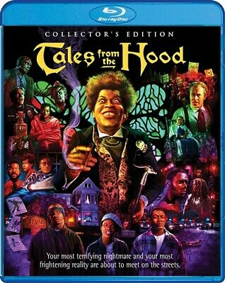 TALES FROM THE HOOD New Sealed Blu-ray Collector's Edition