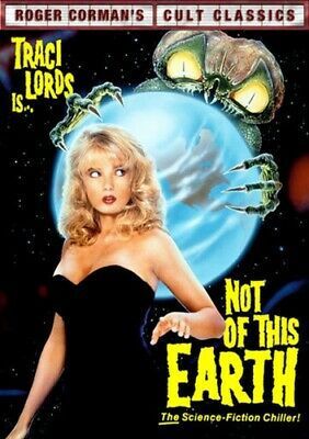 NOT OF THIS EARTH New Sealed DVD Roger Corman's Cult Classics