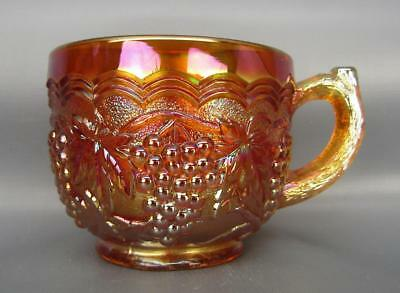Imperial GRAPE Marigold Carnival Glass Unmarked Punch Cup 6131