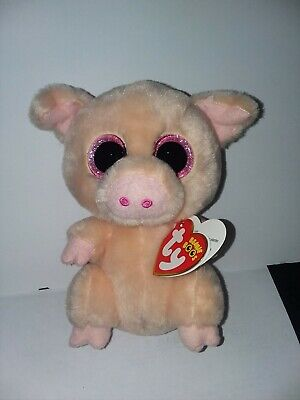 20a313aaef5 TY INC. - Beanie Boo - Piggley the Pig - 6