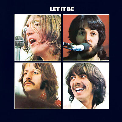 Let it Be DVD (1970) The Beatles