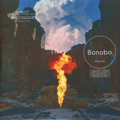 Bonobo - Migration (Vinyl 2LP - 2016 - UK - Original)