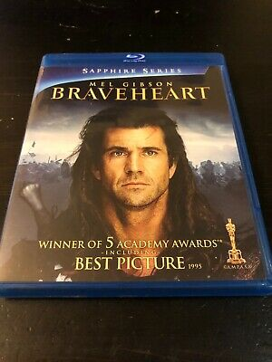 Braveheart (Blu-ray Disc, 2013, 2-Disc Set)