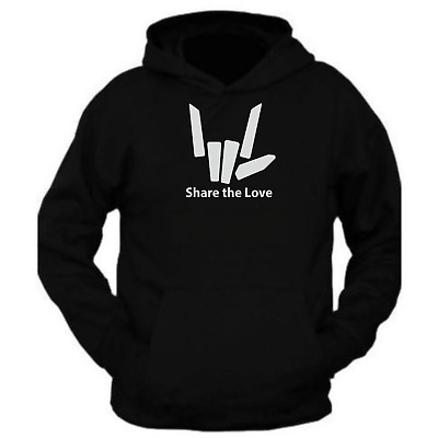 Share The Love Stephen Sharer Youtube Adventure Hoodie Childs All Ages 3-13