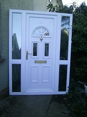 Composite Front Doors With Side Panels Uk on