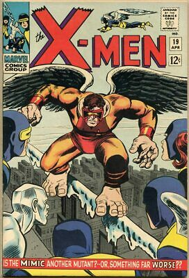 X-Men #19 - VF+ - 1st Appearance Of The Mimic
