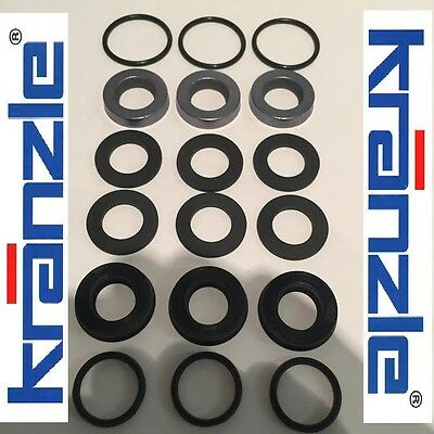 Genuine Kranzle Pressure washer Jet Wash Pump seal kit 49053 HD 7/122 10/122