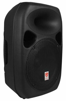 Rockville RPG122 active SU Professional Powered 500w DJ PA Speaker w Bluetooth