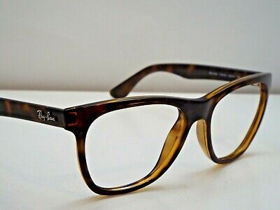 8020faa93238c AUTHENTIC RAY-BAN RB 2180 710 83 Round Tortoise Sunglasses Frame ...