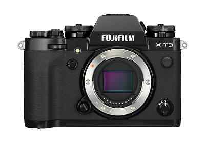 Fujifilm X-T3 Body - Black