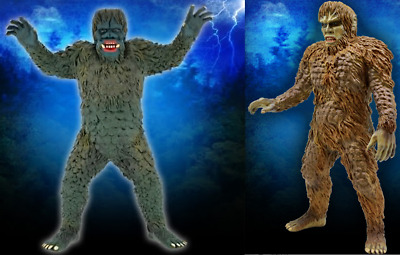 Bandai Godzilla Toho Monsters War of the Gargantuas SANDA & GAIRA 7 inch figures