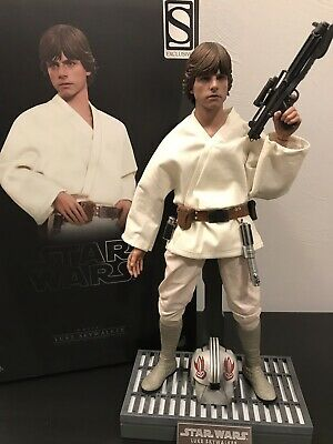 hot toys MMS297 Star Wars Luke Skywalker A New Hope 1//6 binoculars