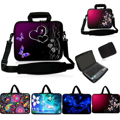 "For 10-17"" HP Dell MSI Lenovo Acer Macbook Laptop Notebook Sleeve Case Bag Pouch"