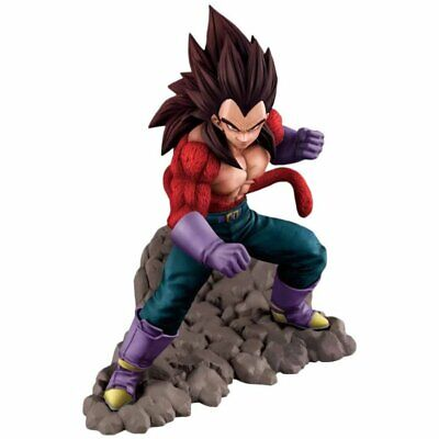 Dragon Ball Z Dokkan Battle 4th Anniversary Figure Vegeta Super Saiyan 4