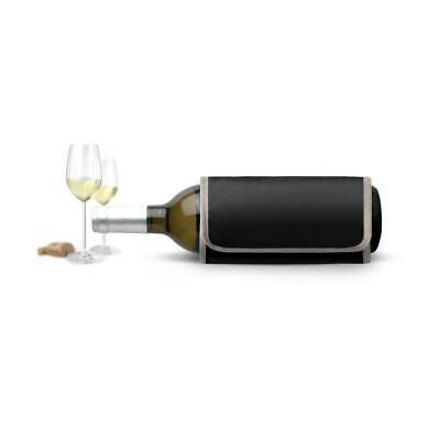 AdHoc Wine and Champagne Cooler, Quick Cool, Black, KM11