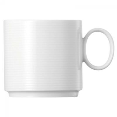 Thomas Loft Small Cup with Handle, Stackable, Porcelain, White, 330 ml, 15573