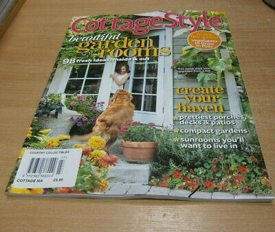 Country Collectibles magazine MAR/APR 2019 Cottage Style: Garden Rooms, New Annu
