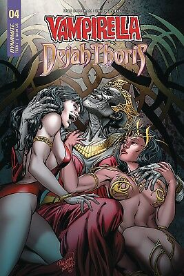VAMPIRELLA DEJAH THORIS #4, COVER A PAGULAYAN, New, Dynamite (2019)