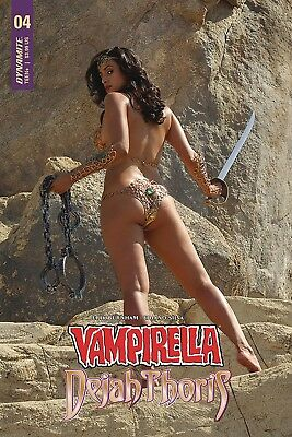 VAMPIRELLA DEJAH THORIS #4, COVER F DEJAH THORIS COSPLAY, New, Dynamite (2019)
