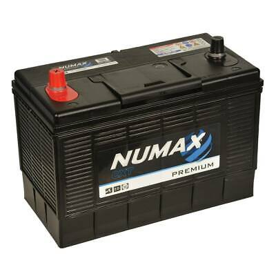 Numax Commerical Industrial C31-1000 12v 115Ah 1000CCA Battery