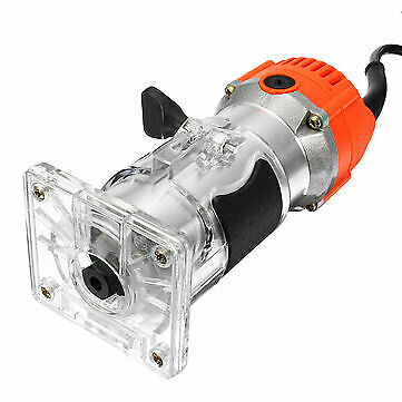 Raitool® 800W 30000RMP Electric Hand Trimmer Variable Speed 1/4 Inch Corded Wood