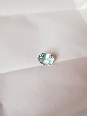 Topaze Azzuro   Naturel 100 % 2,13 Ct If