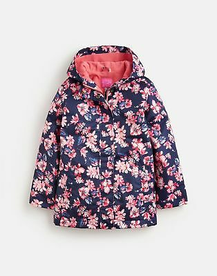 047a7465659c JOULES GIRLS MERRYDALE Padded Coat- French Navy - £64.99