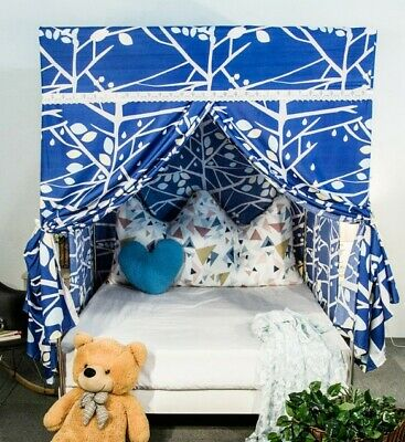 King Cartoon Floor Type Dust Prevention Bed Canopy Mosquito Net Bed Curtain .