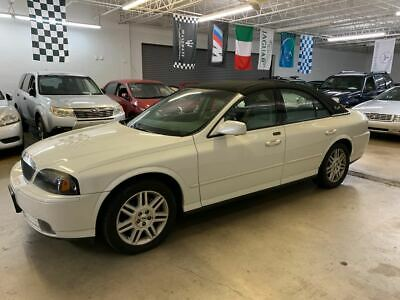 2004 Lincoln LS V8 2004 Lincoln LS V8 Special Edition One Owner Low Miles Clean Autocheck Loaded!