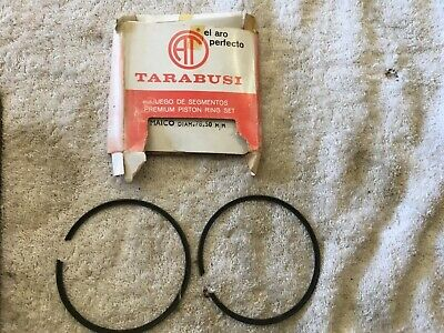 Maico 400 Tarabusi Rings 78.50mm NEW Ahrma Vintage MX Calvmx