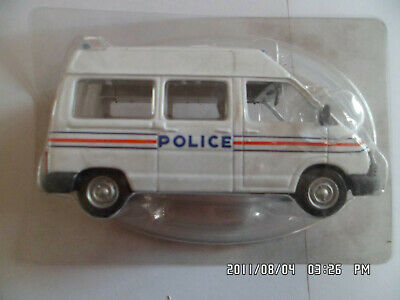 Renault Trafic Police 1/43 voiture miniature Norev