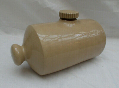 Vintage Stone / Pot Hot Water Bottle - Pearsons Of Chesterfield England - Lot B