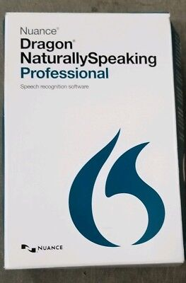 Nuance Communications A209A-G00-13.0 Dragon Naturally Speaking Professional v.13