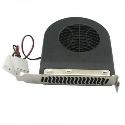 New Pc System Exhaust Blower Fan With 4-Pin Power Connect Free Uk Post Molex