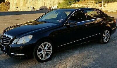 Mercedes E300 BLUETEC HYBRID AVANTGARDE EXECUTIVE BA7 7G-TRONIC PLUS
