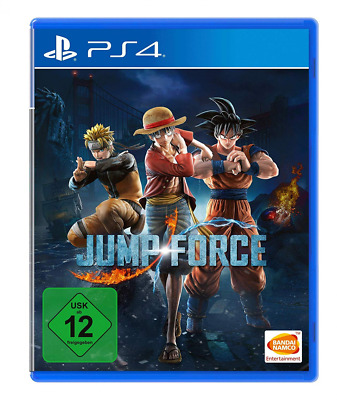 Jump Force: Standard Edition - [PlayStation 4]