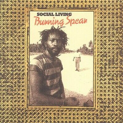 Burning Spear - Social Living (Bonus Tracks) New Cd