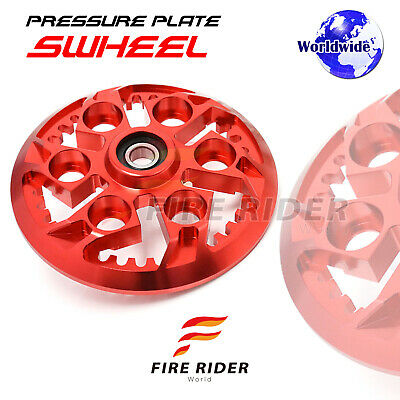 For Monster 1000 S Multistrada 1000 CNC Red Swheel Ducati Clutch Pressure Plate