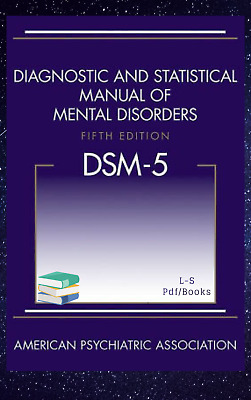 (DSM-5) Diagnostic And Statistical Manual of Mental Disorders 5th Edition PDF