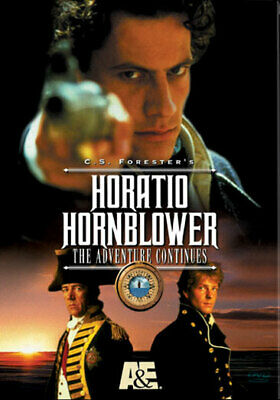 Lions Gate Home Ent D70199D Horatio Hornblower-Adventure Continues 2Pk
